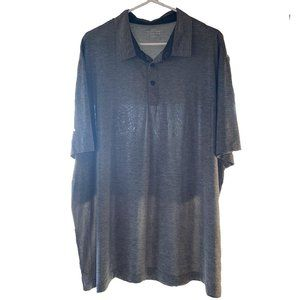 Lands End Outfitters Gray Mens Polo XXL